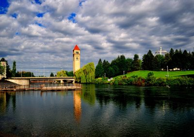 Downtown Spokane Historic Walking Tour