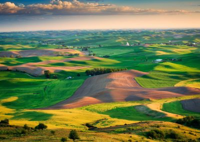 "The Palouse—an ""Agricultural Wonderland"""