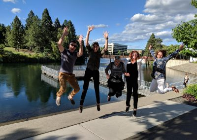 Scavenger Hunt in Downtown Spokane